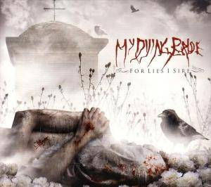 My Dying Bride: For Lies I Sire - Cover