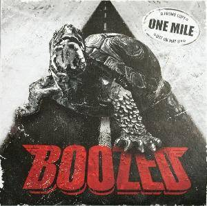 Boozed: One Mile - Cover