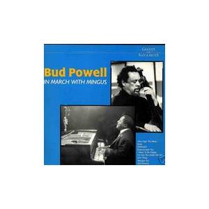 Cover - Bud Powell: In March With Mingus