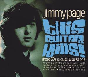 Cover - Louise Cordet: Jimmy Page: This Guitar Kills - More 60s Groups & Sessions
