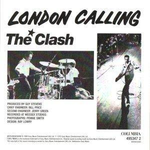 The Clash: London Calling (CD) - Bild 2
