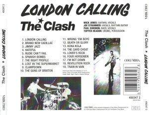 The Clash: London Calling (CD) - Bild 4
