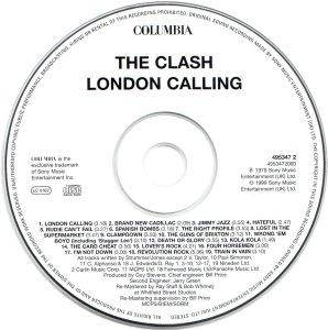 The Clash: London Calling (CD) - Bild 5
