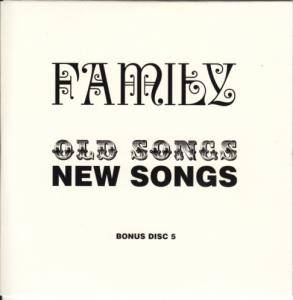 Family: Old Songs, New Songs - The Definitive Box Set (5-CD) - Bild 3