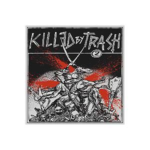 Cover - Vicious Cycle: Killed By Trash 2