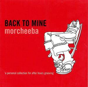 Cover - Alice Russell: Back To Mine - Morcheeba