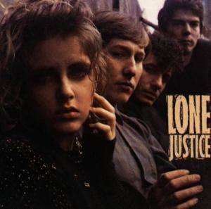 Lone Justice: Lone Justice - Cover