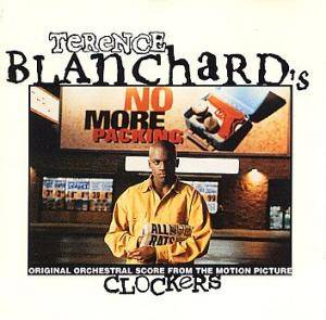 Cover - Terence Blanchard: Clockers