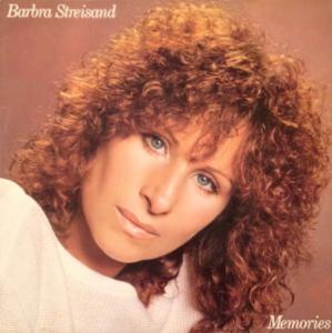 Barbra Streisand: Memories - Cover