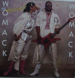 Womack & Womack: Starbright - Cover