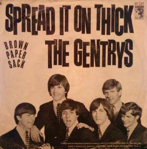 Cover - Gentrys, The: Spread It On Thick