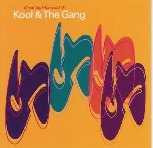 Kool & The Gang: Great And Remixed '91 - Cover