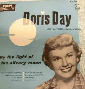 Cover - Doris Day: By The Light Of The Silvery Moon