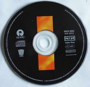 Nine Inch Nails: Broken (Mini-CD / EP) - Bild 3