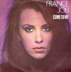Cover - France Joli: Come To Me