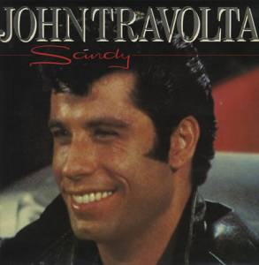 Cover - John Travolta: Sandy