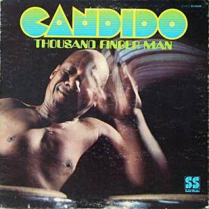 Cover - Candido: Thousand Finger Man