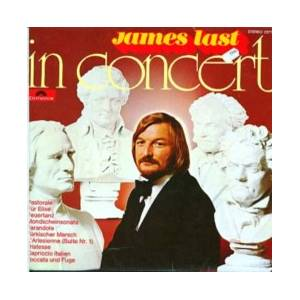 James Last: In Concert - Cover