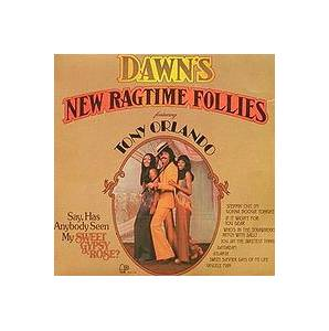 Cover - Tony Orlando & Dawn: Dawn's Ragtime Follies