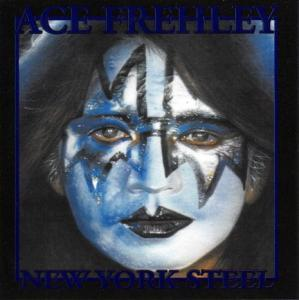 Ace Frehley: New York Steel - Cover