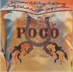 Poco: Very Best Of Poco (CBS), The - Cover