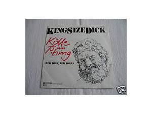 Cover - King Size Dick: Kölle Am Rhing (New York, New York)