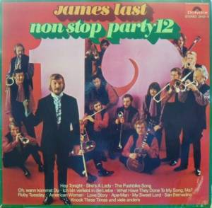 James Last: Non Stop Dancing 12 - Cover