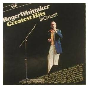Cover - Roger Whittaker: Greatest Hits In Concert