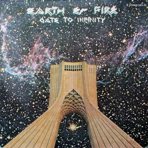 Cover - Earth & Fire: Gate To Infinity
