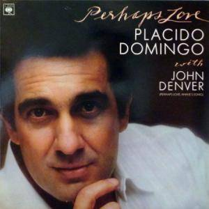 Plácido Domingo: Perhaps Love - Cover