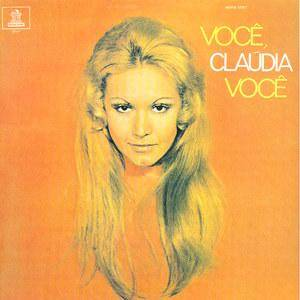 Cover - Claudia: Voce
