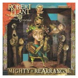 Cover - Afro Celt Sound System: Mighty ReArranger