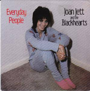 Joan Jett & The Blackhearts: Everyday People - Cover