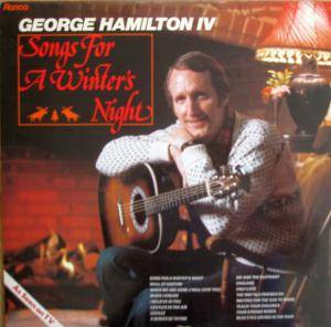 Cover - George Hamilton IV: Songs For A Winter's Night
