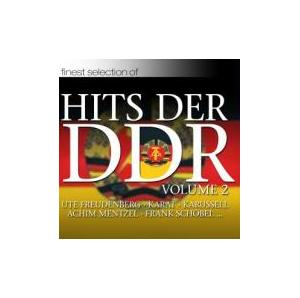 Finest Selection Of Hits Der DDR, Vol. 2 - Cover