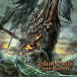 Cover - Alestorm: Black Sails Over Europe