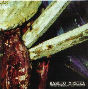 Cover - Antimaniax: Kablio Muzika / Kablys : Sampler Compilation Year 2002/2003