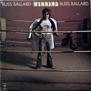 Russ Ballard: Winning - Cover