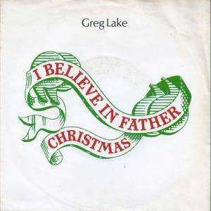 Greg Lake: I Believe In Father Christmas - Cover