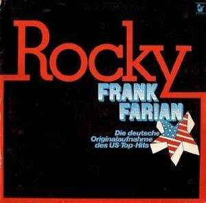 Cover - Frank Farian: Rocky