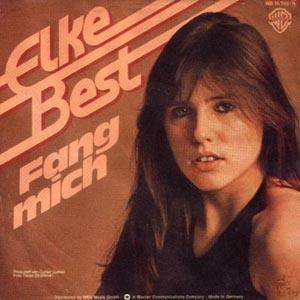 Cover - Elke Best: Fang Mich