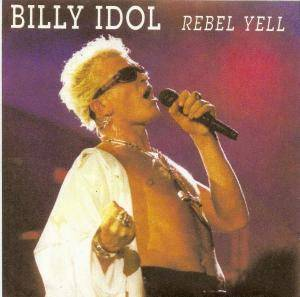 Cover - Billy Idol: Rebel Yell