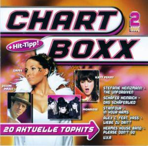 Cover - High Heels Feat. Zou Nina: Club Top 13 - 20 Top Hits - Chartboxx 2/2009