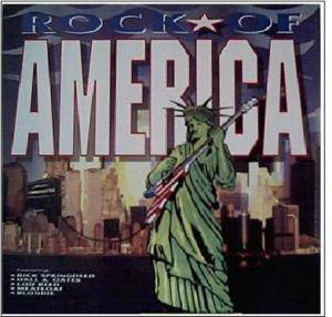Rock Of America - Cover