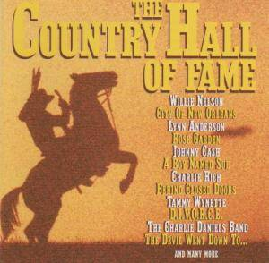 Country Hall Of Fame, The - Cover