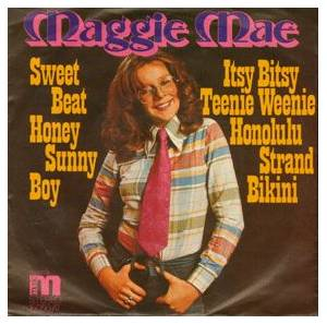 Maggie Mae: Sweet Beat Honey Sunny Boy - Cover