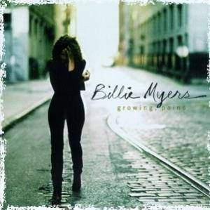 Cover - Billie Myers: Growing, Pains