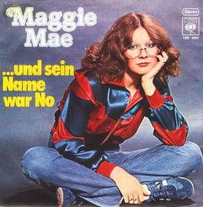 Cover - Maggie Mae: ...Und Sein Name War No