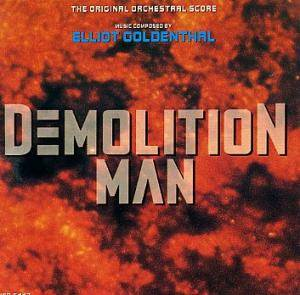 Cover - Elliot Goldenthal: Demolition Man