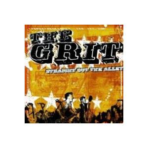 The Grit: Straight Out The Alley - Cover